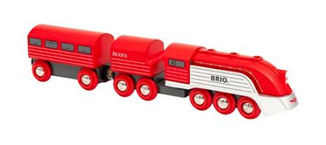 train aerodynamique brio