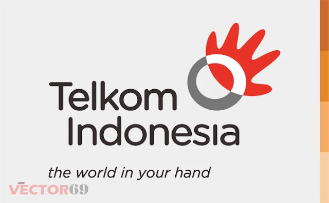 Logo Telkom Indonesia (2013) - Download Vector File AI (Adobe Illustrator)