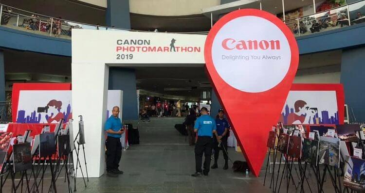 Canon Holds PhotoMarathon Regional Championship