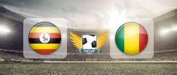 مباراة أوغندا ومالي