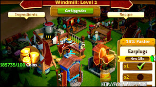 FV2CE, windmill, farm machines