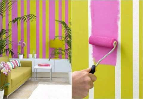 20 Greatest DIY Top Secrets and Tricks of Wall Painting Like a Pro ...