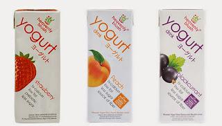 proses Pembuatan yoghurt