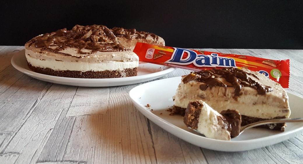 No Bake Daim Torte Von Aylin Aylin Sallysrezepte