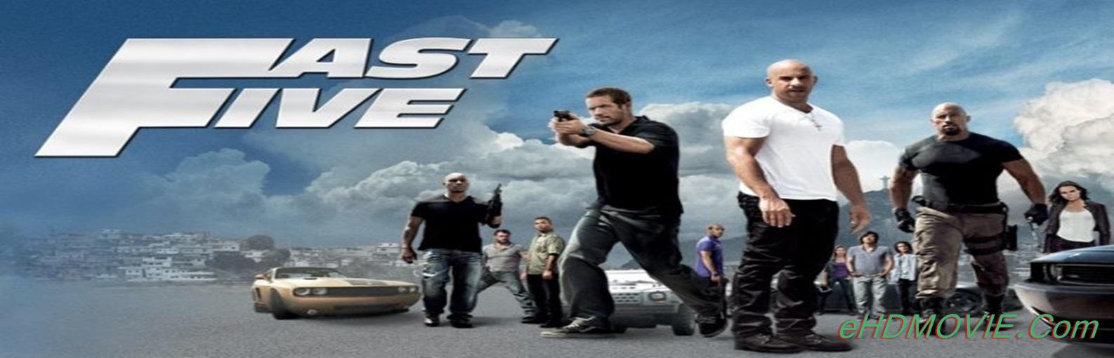 Fast Five 2011 Full Movie Dual Audio [Hindi – English] 1080p - 720p - 480p ORG BRRip 450MB - 1GB - 6.3GB ESubs Free Download