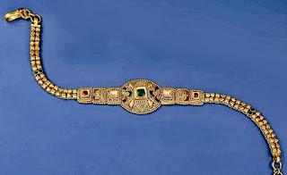 Gold bracelet jewelry design Girls | Fdbnj