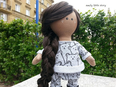 doll sew pattern