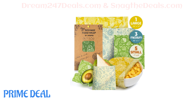 Beeswax Wraps 50% OFF