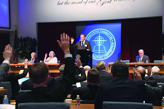 The Southern Baptist Convention's Major Problem