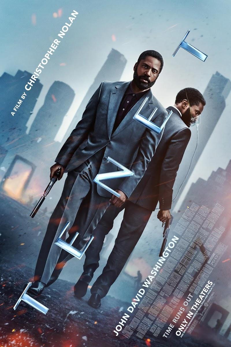 Movie Review : Tenet