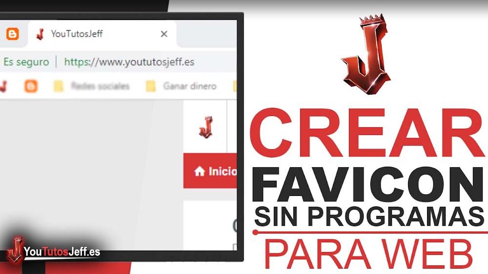 Crear Favicon Sin Programas - Trucos Web