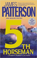 The 5th Horseman by James Patterson and Maxine Paetro (Book cover)