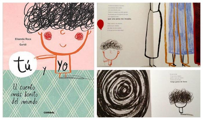 10 libros para preparar la llegada de un bebé y tratar primeros celos hermano: Tú y yo el cuento más bonito del mundo