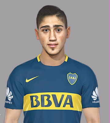 PES 2018 G. Vadala Faces by SeanFede
