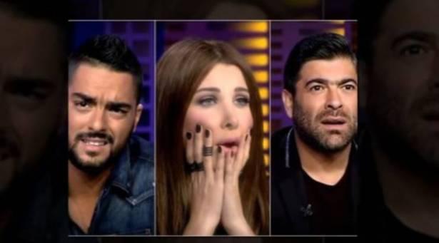 فيديو: فوضى في كواليس 'أرب أيدول' بسبب متسابق يشبه إعلامي شهير !!