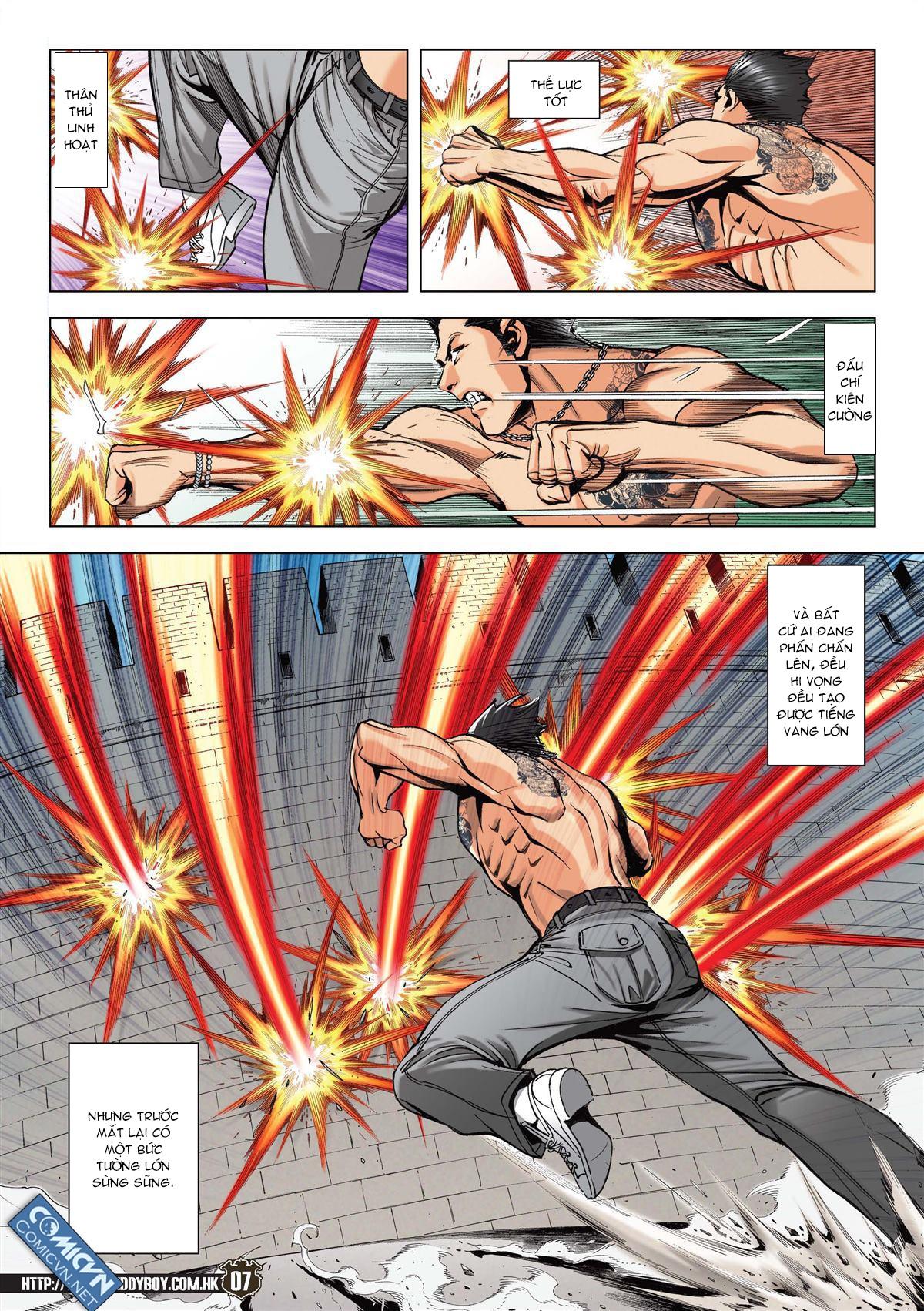 Người Trong Giang Hồ chapter 2143: ác chiến vua muay thai trang 5