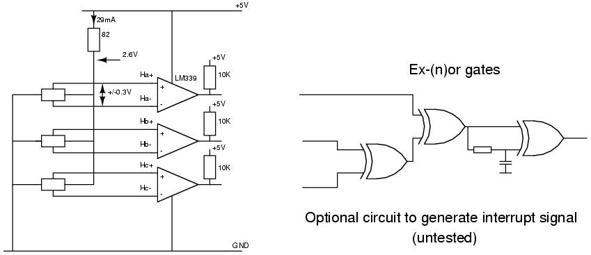 Davide Gironi: A simple brushless sensored motor driver ...