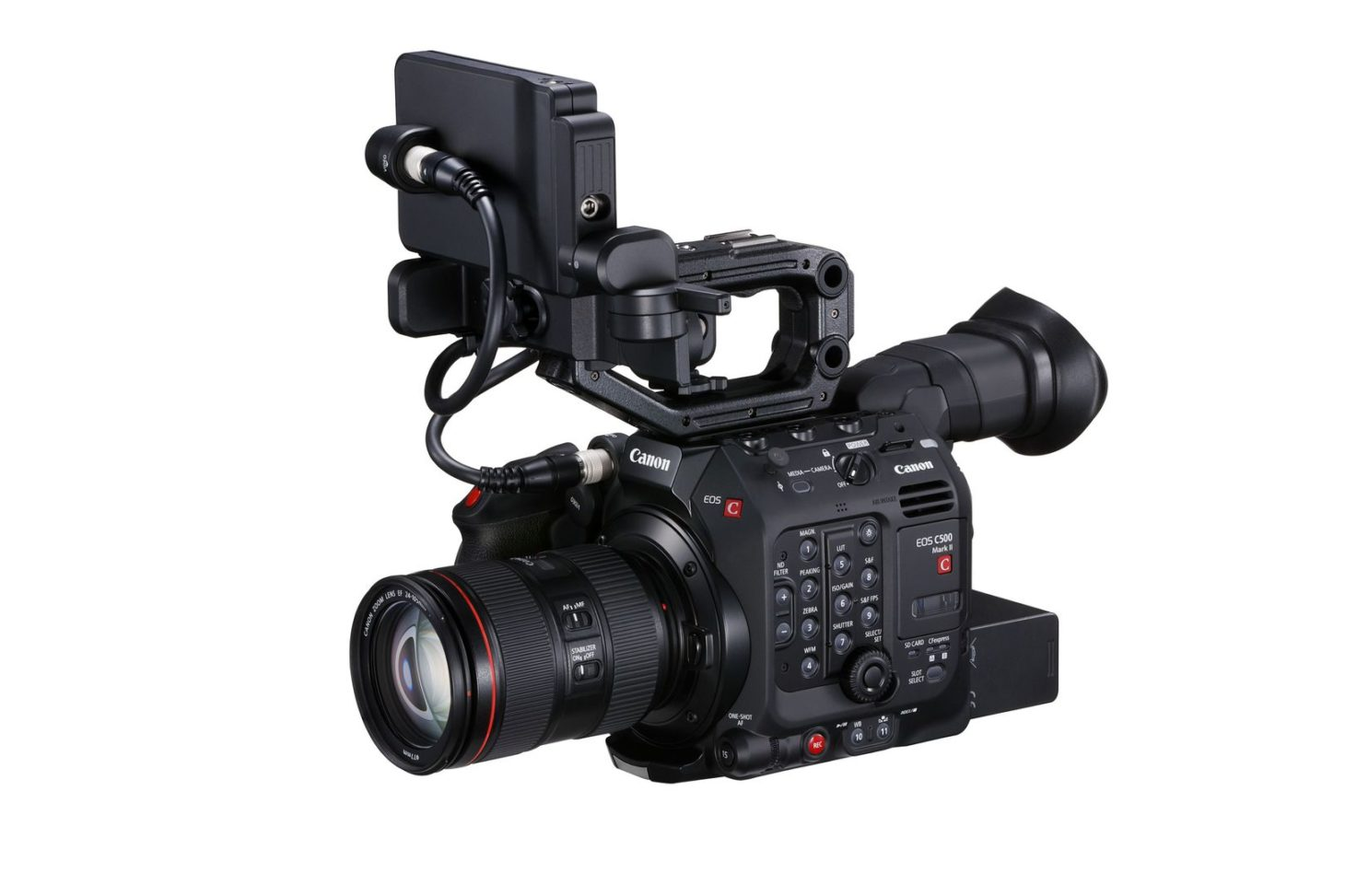 Canon Cinema EOS C500 Mark II