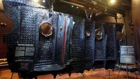 exposition Titanic Luxor Las Vegas