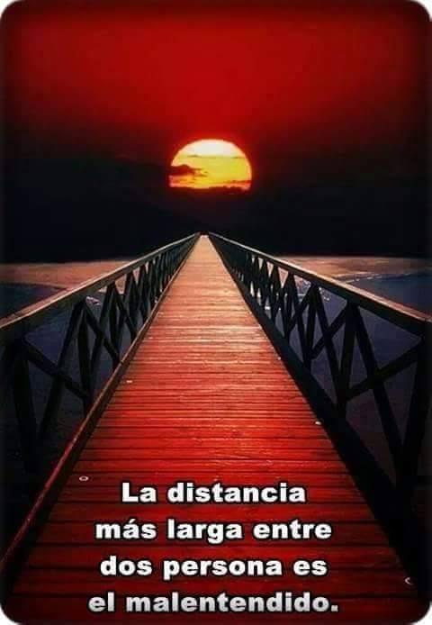 Frases de distancia,