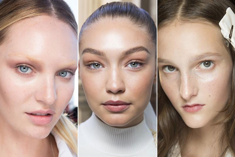 летний макияж 2017