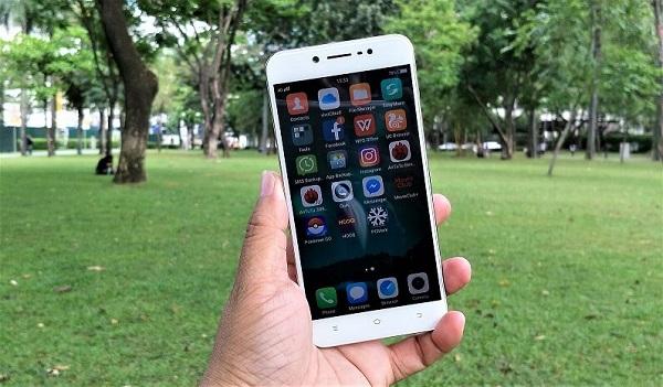 Harga Vivo V5 Lite baru