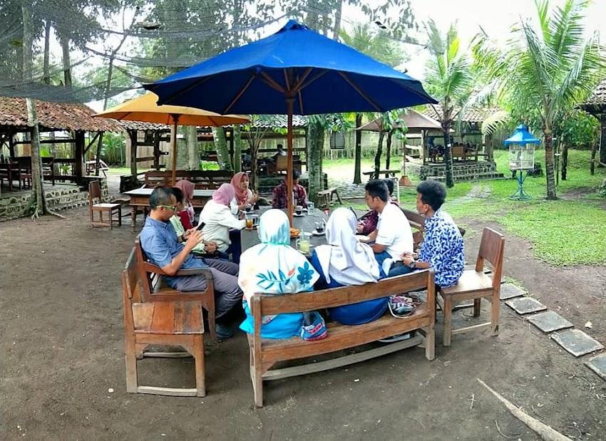 Kunjungan Bisnis ke Kopi Klothok Yogyakarta