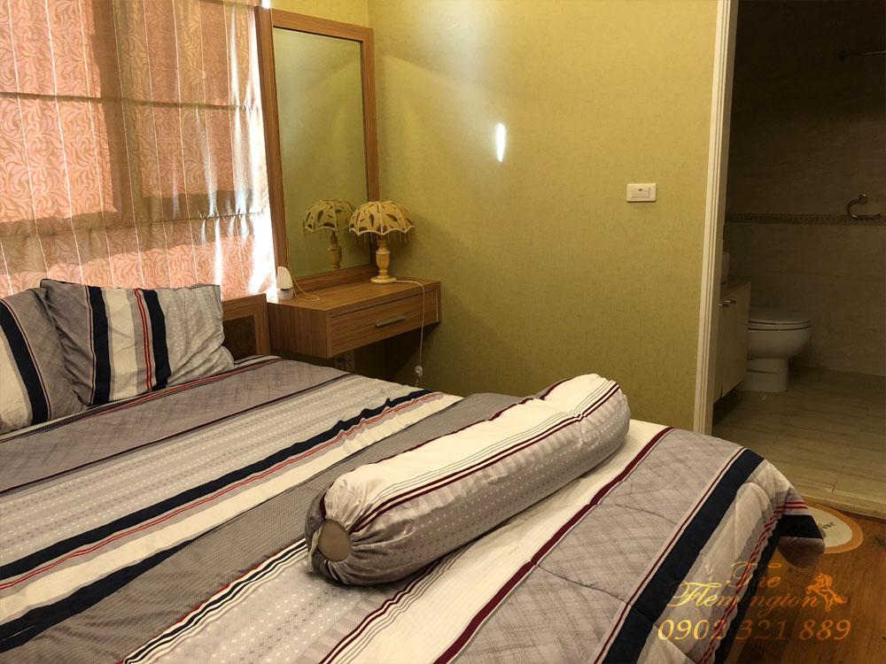 3 căn hộ The Flemington cần bán với giá chuẩn 100% so với thị trường - phòng ngủ 1