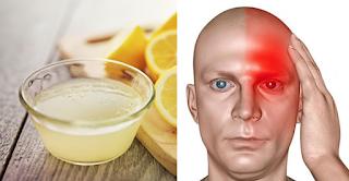 Mixture Of Salt And Lemon