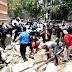 MÁS DE 225 MUERTOS POR TERREMOTO DE 7,1 GRADOS EN MÉXICO