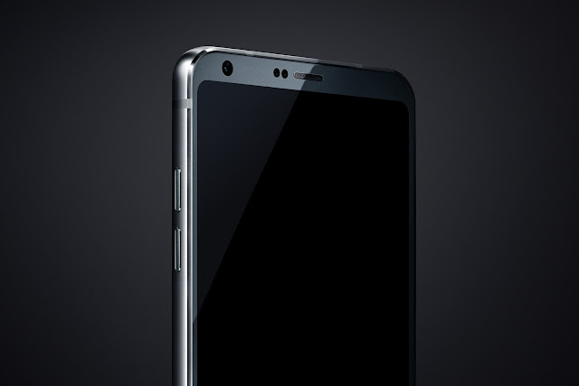 Leaked image shows top half of the LG G6