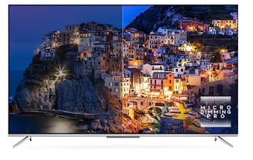 micro dimming on tv
