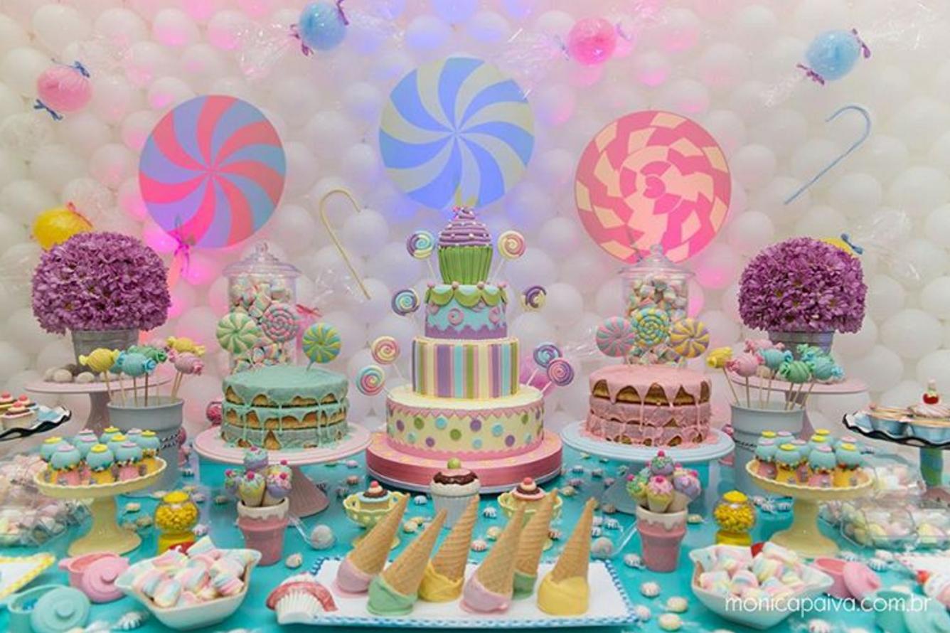 101 fiestas ideas para una fiesta de 15 a os tema candy land for Decoracion y ideas