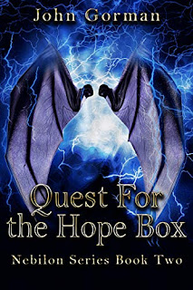 Quest For The Hope Box - Fantasy by John Gorman - book promotion sites