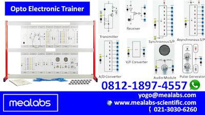 Alat Peraga Opto Elektronik
