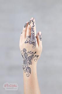 Latest Indian mehndi designs 2019