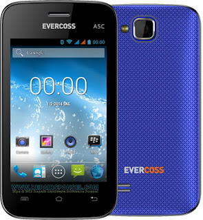 Cara Hard Reset Evercoss A5C