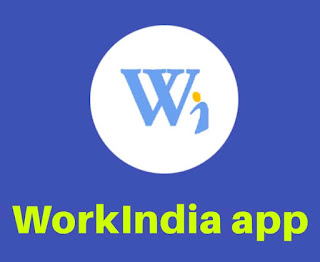 WorkIndia app