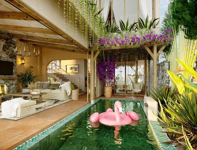 biệt thự flamingo venus e2.11