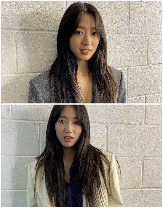 Park Shin Hye yeni fotoğraflarıyla büyüledi