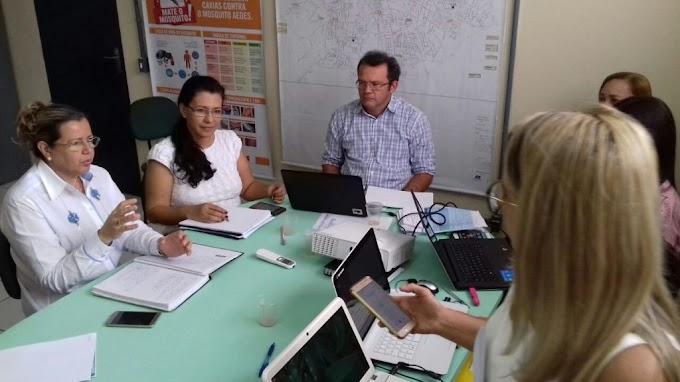 """""""Redes de atenção à saúde"""" é tema de reunião da comissão de Inter gestores em Caxias"""
