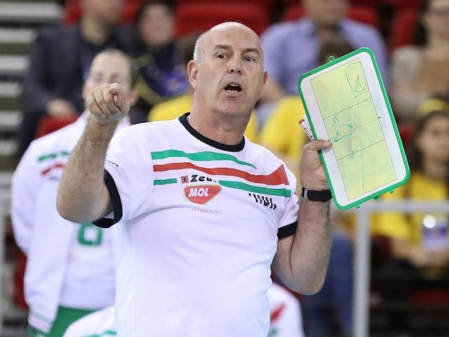A szegedi röplabdacsapat szakmai igazgatója lesz Jan De Brandt