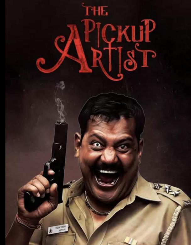 The Pickup Artist 2020 x264 720p WebHD Esub Hindi THE GOPI SAHI