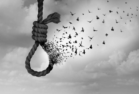 Delta Man commits suicide after his girlfriend broke up with him.