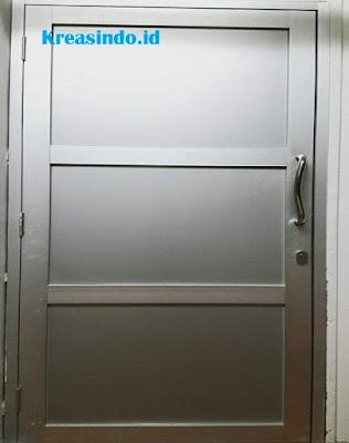 Harga Pintu Aluminium ACP