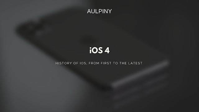 iOS version