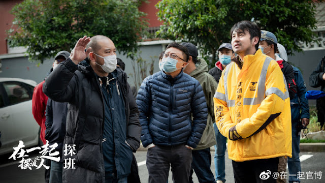 Lei Jiayin, Yang Yang and Jin Dong Among the Stars of China's Anthology Drama on the COVID-19 Pandemic