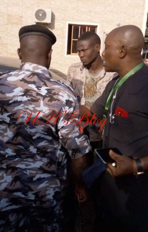 See The Face Of Suicide Bomber Captured At Bishop Oyedepo's Church (Photos)