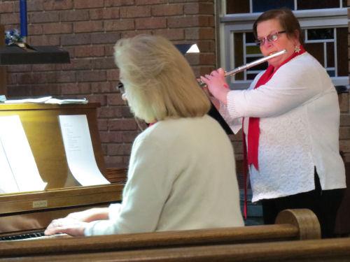 West Shore Community College Choir