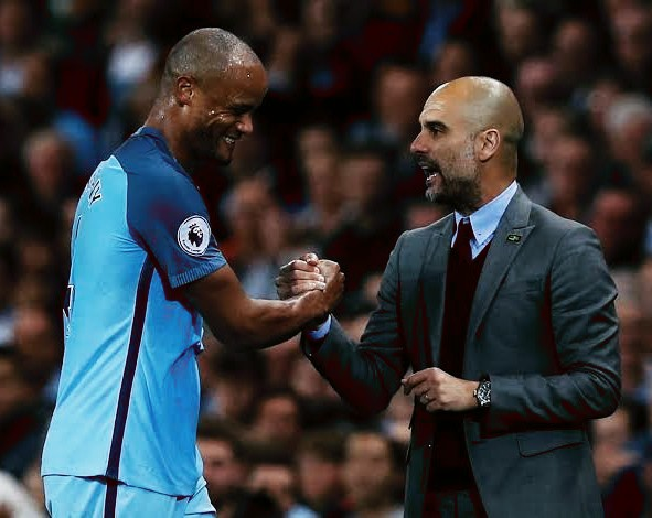 Vincent Kompany Rejects Offer To Be Guardiola's Assistant